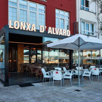 Restaurante Lonxa Dalvaro